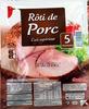 Rôti de Porc Cuit supérieur - Product