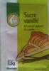 Sucre vanillé A l'extrait naturel de vanille - Product