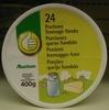 24 Portions Fromage Fondu (19,5% MG) - Produit