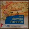 Tarte Saumon Poireaux - Product