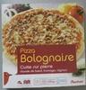 Pizza Bolognaise cuite sur pierre - Product