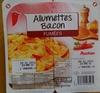 Allumettes Bacon Fumées - Produit