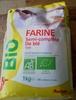 Farine Semi-complète de blé T110 - Produit