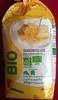 Tagliatelles aux œufs frais Bio - Produit