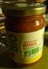 Sauce tomate basilic - Product
