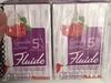 Spécialité laitière fluide 5% MG - Produit