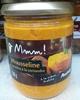 Mousseline carottes à la coriandre à la crème fraîche - Produit
