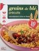 grains de blé précuits - Produit
