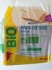 Pain de Mie Nature Bio (14 tranches) - Product
