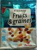 Mélange fruits & graines - Produit