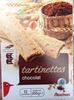 Tartinettes chocolat - Product