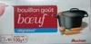 Bouillon goût Boeuf dégraissé - 100 g - Auchan - Produit