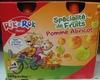 Spécialité de Fruits Pomme Abricot - Product