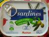 Sardines à l'huile d'olive vierge extra (Lot de 2 boîtes) - Produit
