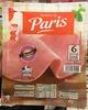 Jambon de Paris sans couenne - Produit
