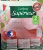 Jambon Supérieur - 2 Tranches - Sans couenne (100g) - Product