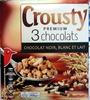 Crousty Premium 3 Chocolats - Product