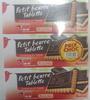 Petit beurre tablette chocolat noir - Product
