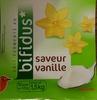 Lait fermenté au bifidus saveur vanille - Produit