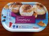 Glace façon Tiramisu morceaux de biscuits - Product