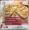 2 Flammekueches alsaciennes - Product