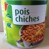 Pois chiches - 400 g - Auchan - Product