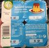 Spécialité laitière aromatisée vanille nappée de caramel - Prodotto