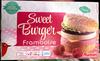 Sweet Burger Framboise - Produit