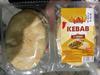 Pains kebab à garnir - Prodotto