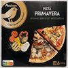 Pizza Primavera - légumes grillés et mozzarella - Produit