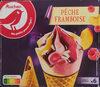 Cône Pêche Framboise 434.4 g - Produit