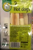 2 hots dogs - Produit
