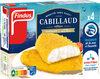 Filets panés de Cabillaud MSC - Produit
