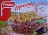 Moussaka (Pur Bœuf), Surgelé - Produit