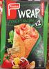 Wrap Poulet Bacon - Product