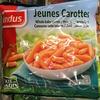 Jeunettes carottes - Produit