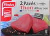 2 Pavés Thon Albacore - Produit