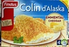 Colin d'Alaska Emmental Cheddar - Produit