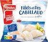 Filet et Dos de Cabillaud - Produit