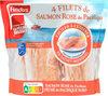 Filets de Saumon Rose du Pacifique MSC - Producto