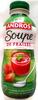 Andros Soupe de fraises - Produit