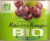 100 % Pur Jus Pasteurisé de Raisin Rouges - Product