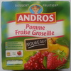 Pomme Fraise Groseille - Product