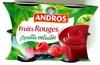Fruits Rouges Recette Veloutée - Produit