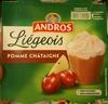 Liégeois Pomme Châtaigne - Product