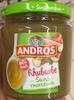 Rhubarbe sans morceaux - Prodotto