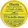 Thon blanc germon à l'huile d'olive - Product