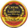 Crème de sardine au whisky - Product