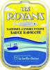Sardines les Royans à la sauce ravigote - Produit