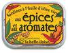 Sardines à l'huile d'olive, aux épices et aux aromates - Produit
